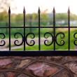 Picket Fence — Stock Photo #6383125