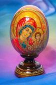 Faberge egg. — Stock Photo