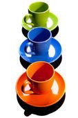 Coffee cups. — Stock Photo