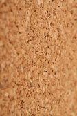 Brown cork texture. — Stock Photo