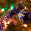 Christmas-tree decorations — Foto Stock