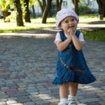 Little girl — Stock Photo #6641484