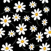 Daisy background — Stock Vector