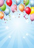 生日快乐 — 图库矢量图片