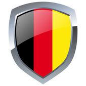 Germany Emblem — Vetor de Stock