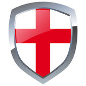 England Emblem — Stock Vector