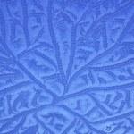 vidrio helado azul luz — Foto de Stock