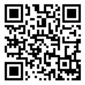 QR Bar code — Stock Vector