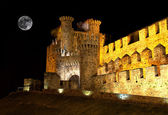 Castillo de Ponferrada — Stock Photo
