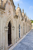 Cementerio gotico de Lloret de Mar, Cataluña, España — Stock Photo