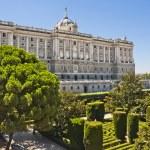 Palacio de Oriente, Madrid — Stock Photo #6556595