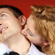 Royalty-Free Stock Photo: Vampire love