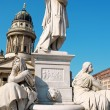 Gendarmenmarkt Square in Berlin - Stock Photo