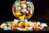 Caramelle dure — Foto Stock