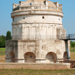 Mausoleum of Theodoric in Ravenna - Stock Photo