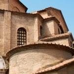 Basilica of San Vitale (Saint Vitalis) in Ravenna — Stock Photo #5760370