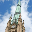 Stock Photo: Bell tower of Cathedral Church of Saint James