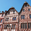 Royalty-Free Stock Photo: Half-timbered houses in Trier