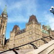 Parliament of Canada — Stock Photo