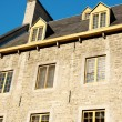 Stock Photo: Old stone house in Quebec City
