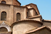 Basilica of San Vitale (Saint Vitalis) in Ravenna — Stock Photo