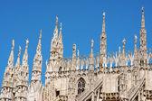Mailand kathedrale duomo di milano — Stockfoto