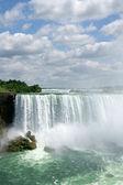 Horseshoe Niagara Falls — Stockfoto