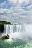 Horseshoe Niagara Falls — Stock Photo