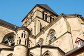 Duomo di treviri - san pietro di dom — Foto Stock