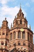 Mainz Cathedral - Mainzer Dom — Stock Photo