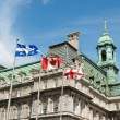 Old Montreal City Hall — Stock Photo #5819031