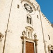 Basilica of Saint Nicholas in Bari — Stock Photo