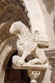 Detail of Ruvo di Puglia Cathedral — Stock Photo