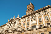 Santa Maria Maggiore (St. Mary Major) Rome — Stock Photo
