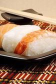 Sushi z bliska — Zdjęcie stockowe