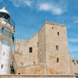 Stock Photo: Pope Luna's Castle in Peniscola, Spain