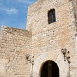 Pope Luna's Castle in Peniscola, Spain — Stock Photo #5829329