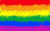 Gay flag — Stock Vector