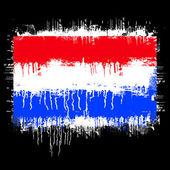 Flag of Netherlands — Stock Vector