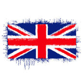 Flag of UK — Stock Vector