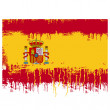 Flag of spain — Stock Vector