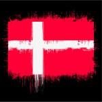 Flag of denmark — Stock Vector #5994964