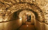 Cave à vin traditionnelle — Photo