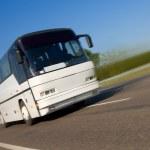 Tourist bus — Stock Photo