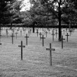 Germwar cemetery — Stock Photo #6115063