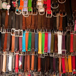 Leather belts — Stock Photo #6115123