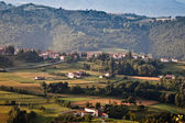 Italian landscape — Stock Photo