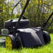 Lawnmover - Stock Photo