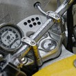 Motobike — Stock Photo