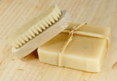 A piece of Soap — Stock Photo